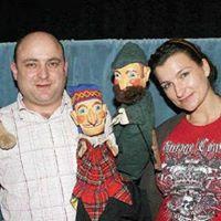 Frau Holle mit der Puppenbhne Rabatz aus Herzberg