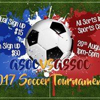 2017 ASOC vs ASSOC Soccer Tournament