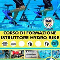 Corso di Formazione Istruttori Hydro Bike