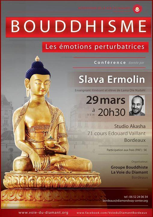 Le bouddhisme et les motions perturbatrices