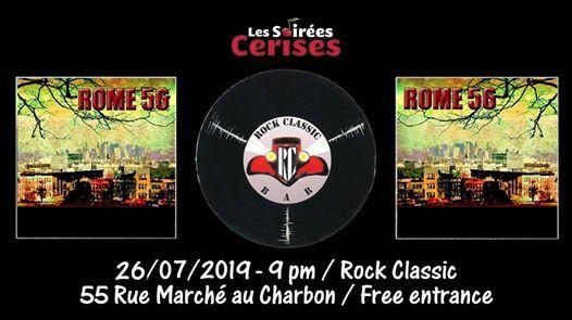 Rome 56 (USA) au Rock Classic