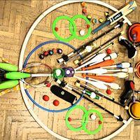 Aylesbury Circus &amp Juggling Space