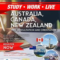 Study.Work.Live in Australia Canada New Zealand