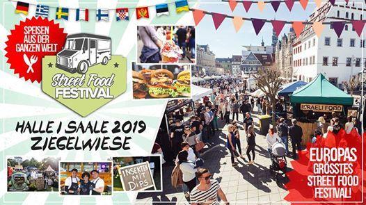 Street Food Festival Halle 2019