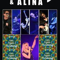 Concert Directia 5 &amp Alina 31 mai terasa DaVinci Bobalna