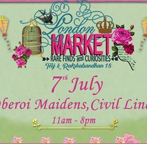 London Market at Oberoi Maidens  Civil Lines
