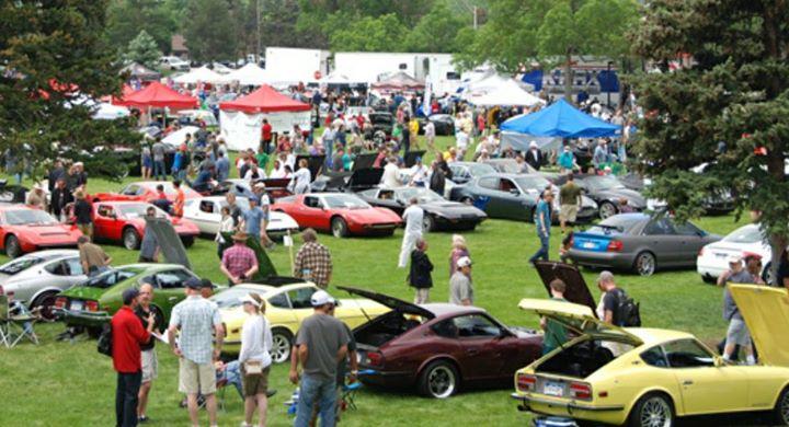 Concours DElegance Exotic Car Show At Arapahoe Community - Littleton car show