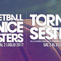 Basketball Venice Masters  TORNEOdeiSESTIERI 2017