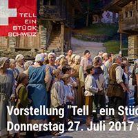 Tell - ein Stck Schweiz