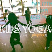 Kids Yoga play shop with Jasmine