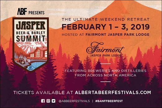 Jasper Beer & Barley Summit
