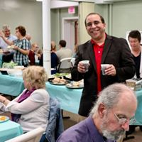 Potluck Fellowship Luncheon