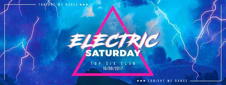 Electric saturdayTop Six Club (16.9)