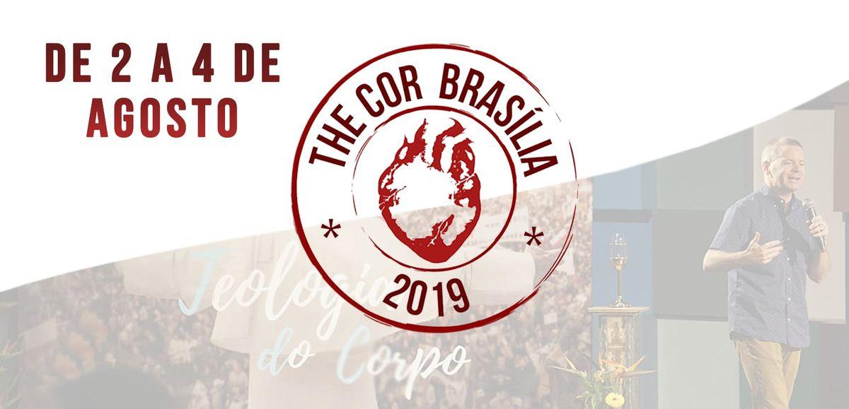 Simpsio de Teologia do Corpo - The Cor Braslia - dias 02 03 e 04 de agosto de 2019