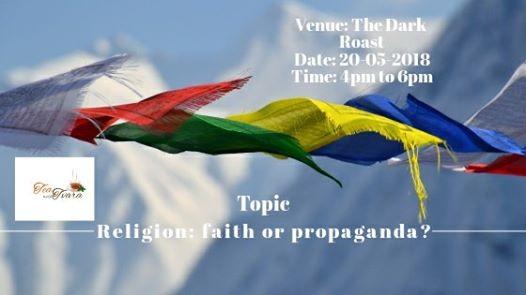 Religion Faith Or Propaganda