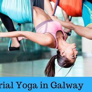Aerial Yoga Beginners Workshop 24.11 11.30am