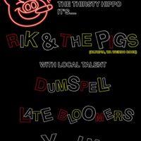 Rik &amp the Pigs Play Hattiesburg  35