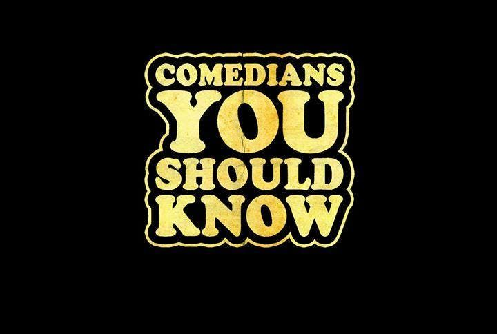 Comedians You Should Know NYC