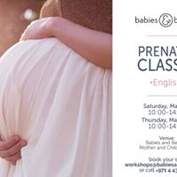 Prenatal Workshop