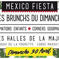 Les Brunchs du Dimanche - Mexico Fiesta