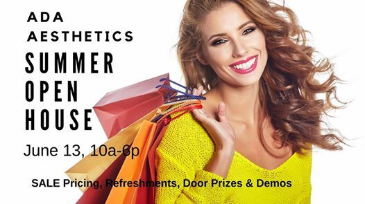 Ada Aesthetics Summer Open House | Perrysburg