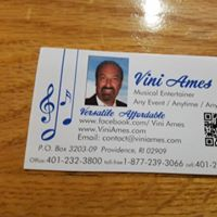 A Night of Music with Vini Ames