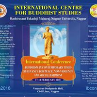 International Conference On Buddhism In Contemporary Times