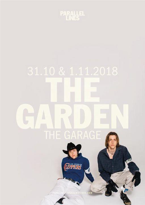 Parallel Lines Presents The Garden