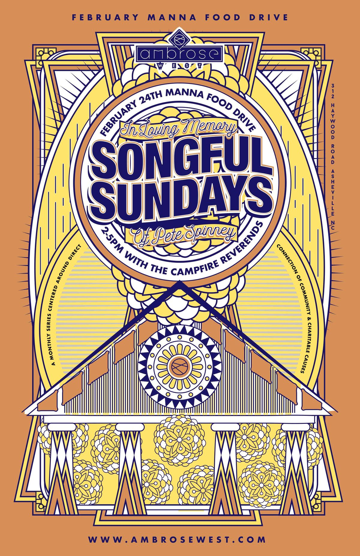 Songful Sundays with The Campfire Reverends