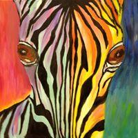 Beginners Acrylic Painting Class