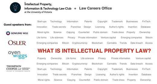 What is Intellectual Property Law (Sushi)