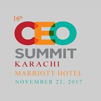 CEO Summit Karachi