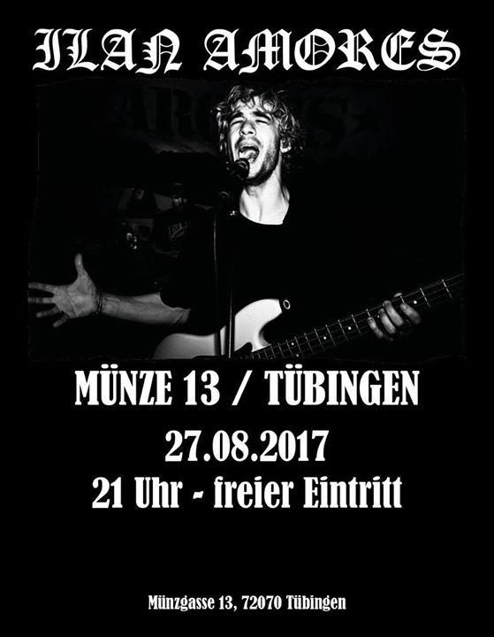 Ilan Amores Friends At Münzgasse 13 72070 Tübingen Deutschland