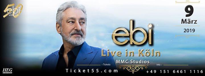 Ebi- Live In Koln - March 9th 2019