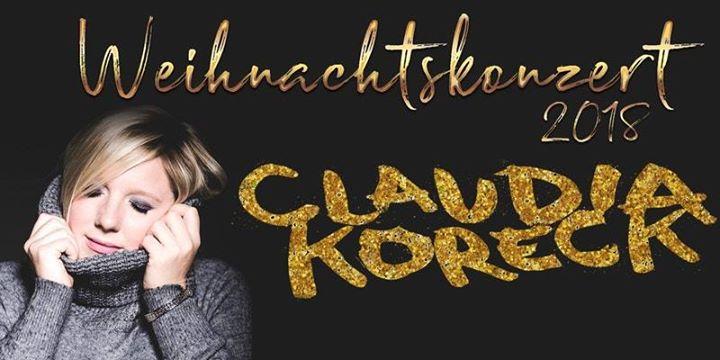 Weihnachtskonzert Claudia Koreck