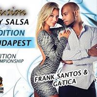 All Stars &amp Dance Fusion Bachata &amp Cross Body Salsa Weekend