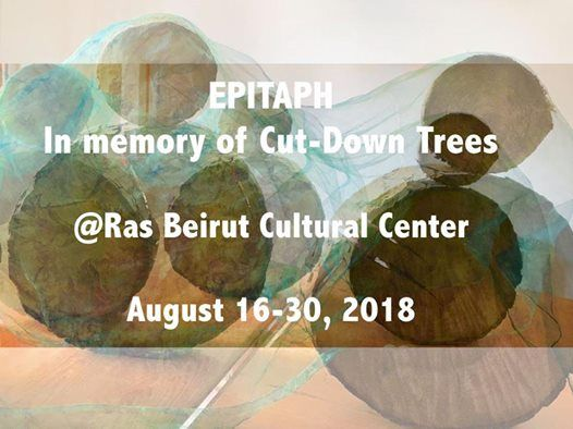 EPITAPH_In memory of cut down trees