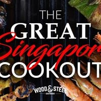 The Great Singapore Cookout (National Day Buffet)