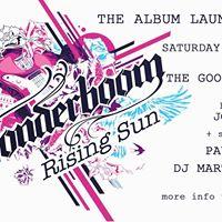 WONDERboom - Rising Sun - Album Launch