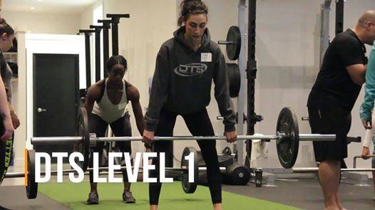DTS Level 1  Toronto