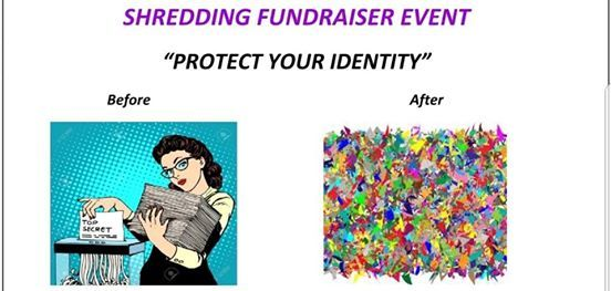 Total Shredding Fundraiser at Aycock Funeral Homes and