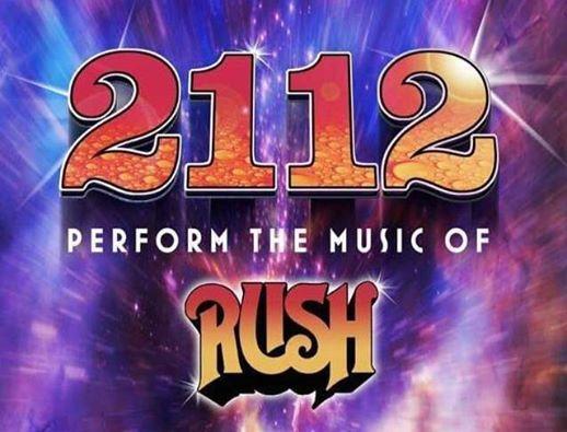 Rush Tribute Band - 2112