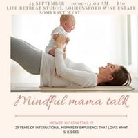 Mindful Mama Talk
