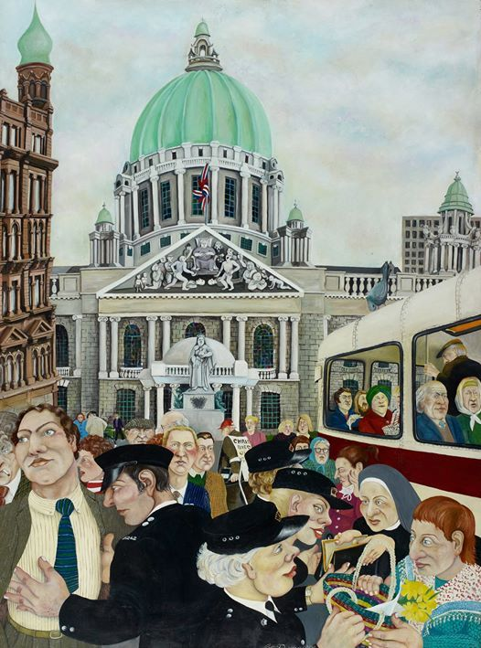 Troubles Art Lunchtime Talk Rita Duffy