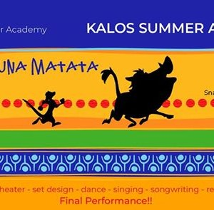 Kalos Summer Academy 2018