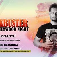 Blockbuster Holly-Bollywood Carnival Starring Dj Hemanth  Nolimmits