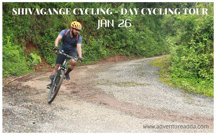 Shivagange Cycling - Day Cycling Tour