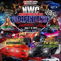 Independence Summer Slam Match Race