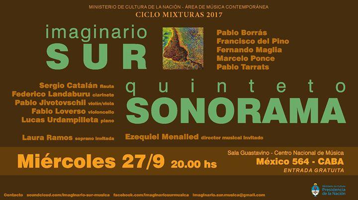 Ciclo Mixturas 2017