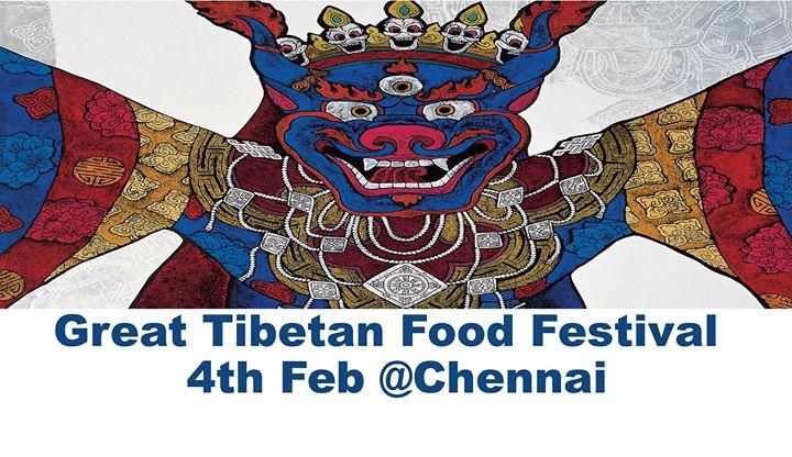 Great Tibetan Food Festival Chennai